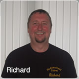 Sensei Richard Hardy